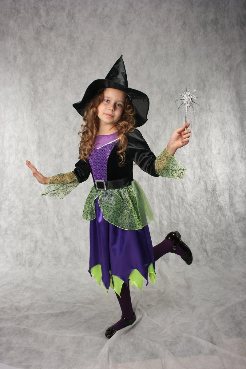 Ведьмочка