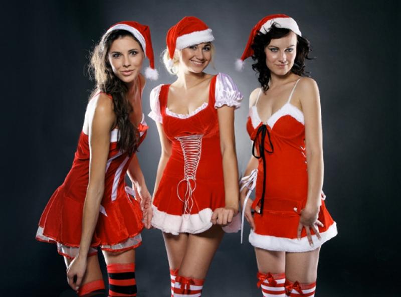 Подружки Санта Клауса