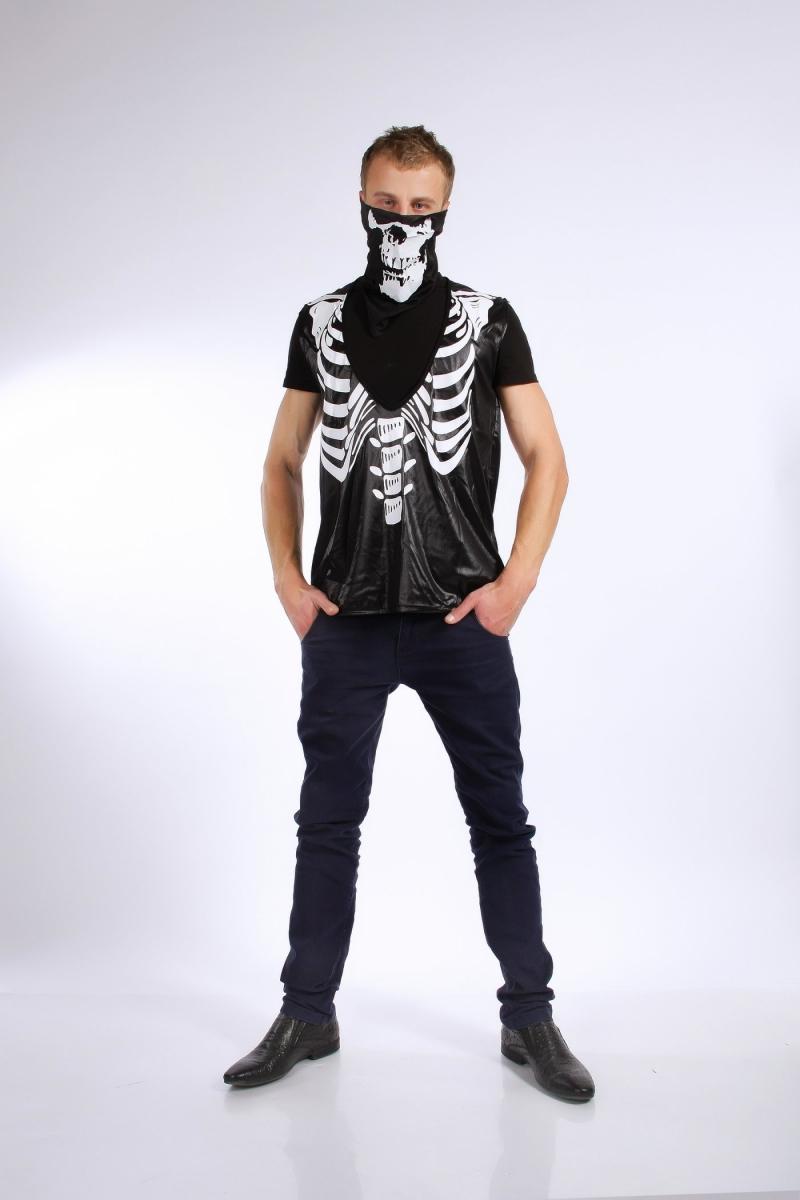 Скелет гангстера