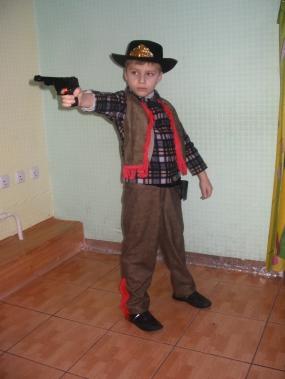 Ковбой-Шериф