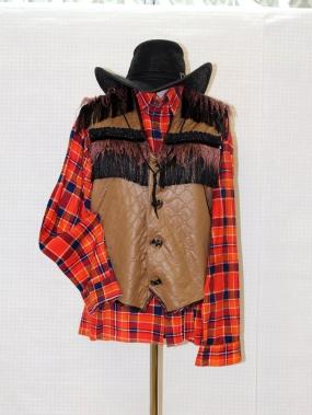 Рубашка ковбойская