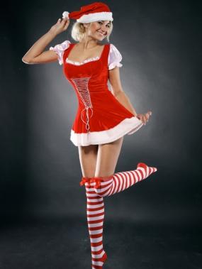 Подружка Санта-Клауса