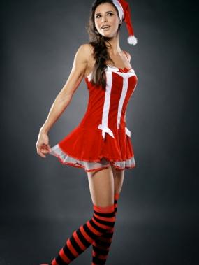 Подружка Санта Клауса №410ж
