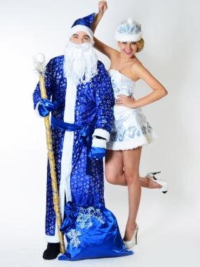 Дед Мороз №10, Снегурочка №19