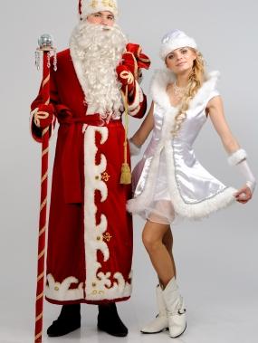 Дед Мороз №7, Снегурочка №11