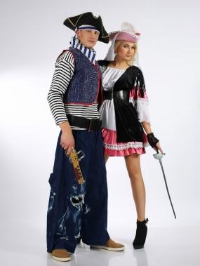 Пират (Кот-Бегемот)