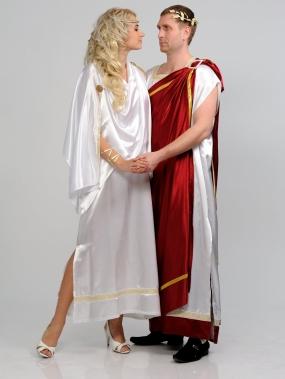 Римлянин и Римлянка
